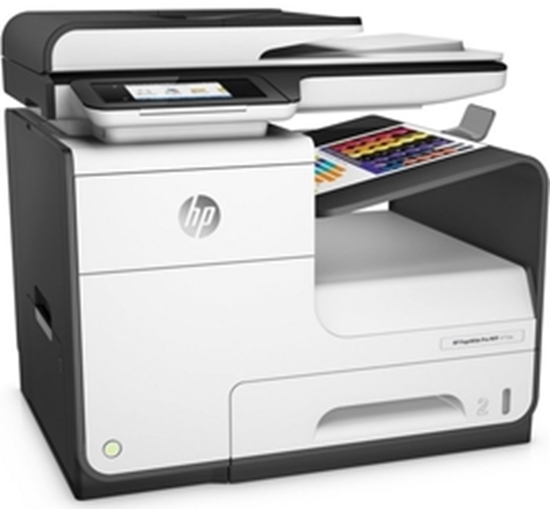 Picture of HP PageWide Pro 477dw Multifunction Printer