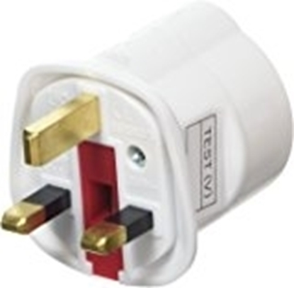 Picture of 13A Power Plug Adaptor European to UK