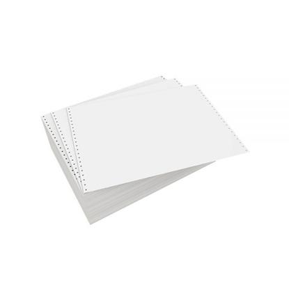 Picture of A3 Continuous printer Paper 1 Ply
