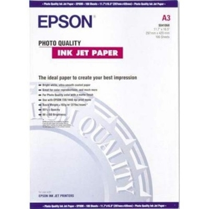 Picture of A3 Epson 720 dpi Paper 105gr (100