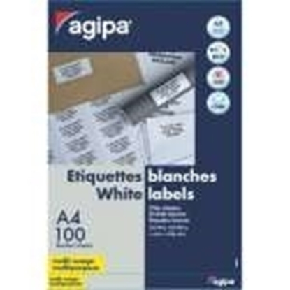 Picture of Agipa 105X35mm (2X8 Labels)