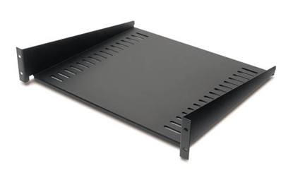 Picture of APC Fixed Monitor Shelf - 50lbs/23kg, Black