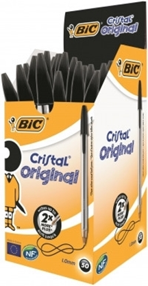 Picture of Bic Crystal Black Pens