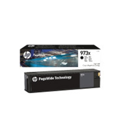 Picture of HP #973X Black High Yield PageWidwe 477DW