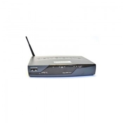 Picture of Cisco 851 Ethernet SOHO Security Router