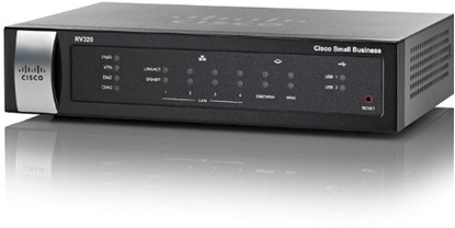 Picture of Cisco RV320 Gigabit Dual WAN  VPN Router