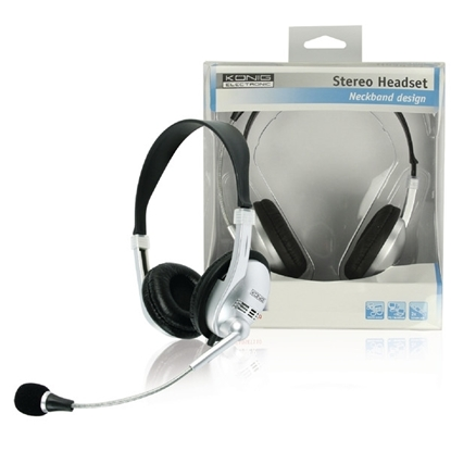 Picture of CMP Stereo Multimedia Headset+MIC+VOL
