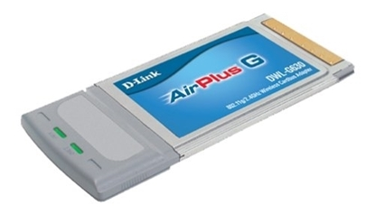 Picture of D-Link G54 Wireless -G- PCMCIA Ethernet