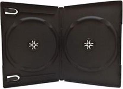 Picture of DVD Plastic Case 2pcs Long