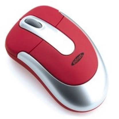 Picture of Ednet USB & PS/2 RED Mouse