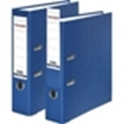 Picture of Falken Box File A4 Blue 80mm