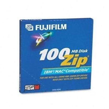Picture of Fuji Zip Disk 100MB IBM / Mac  Format
