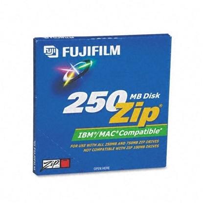 Picture of Fuji Zip Disk 250MB IBM / Mac  Format