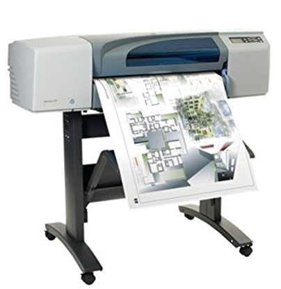 Picture of HP DesignJet 500+ Printer (24 Inch)