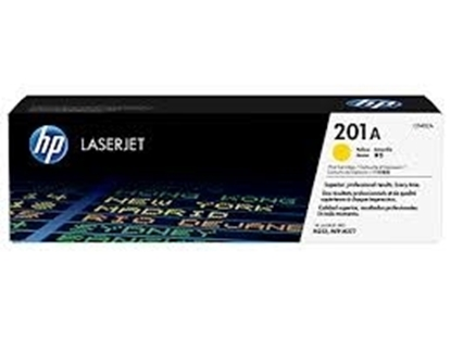 Picture of HP #201A LJ M252 / MFP  M277 Yellow  toner