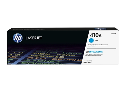 Picture of HP #410A Colour laser  Cyan for MFP M477 series