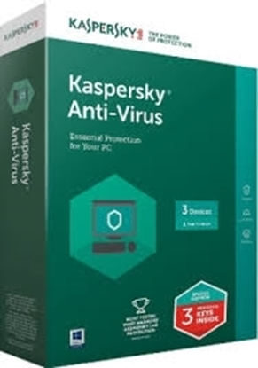 Picture of Kaspersky  Antivirus 2015 (3 Licences)