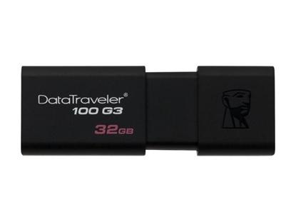 Picture of Kingston 32GB USB  3.0 Data Traveler