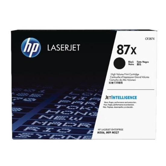 Picture of HP #87X  LJ PRO  M527/ M506/ M501