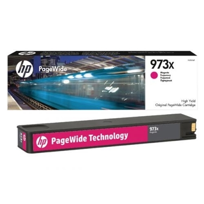Picture of HP #973X  Magenta  PageWidwe X477DW