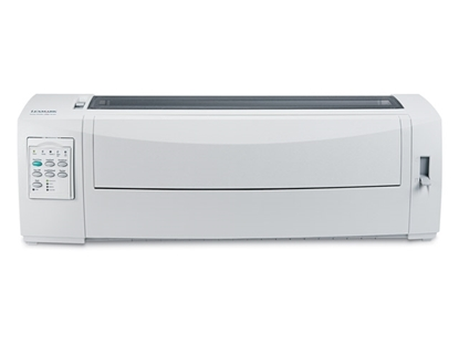 Picture of Lexmark A3 9 Pin Network Dot Matrix Printer 2581n+