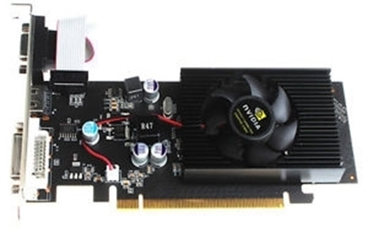 Picture of Nvidia Asus G Force GT610 1GB DDR3 1620 MHz
