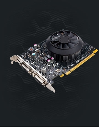 Picture of Nvidia Asus G Force GT750 DC 2GB GDDR5-SDRAM
