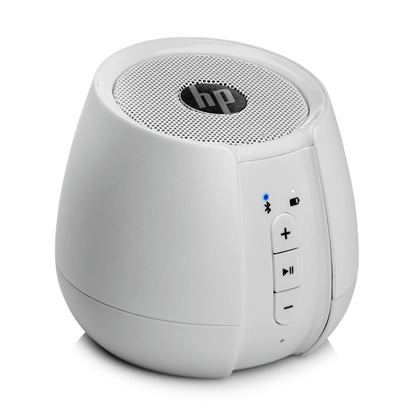 Picture of HP S6500 Wireless Speakers White (Bluetooth)