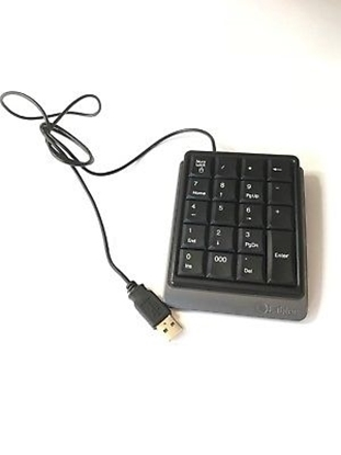 Picture of USB Number Pad for Notebooks