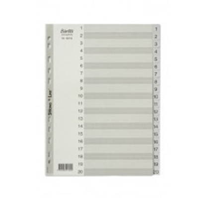 Picture of Box File A4 Dividers