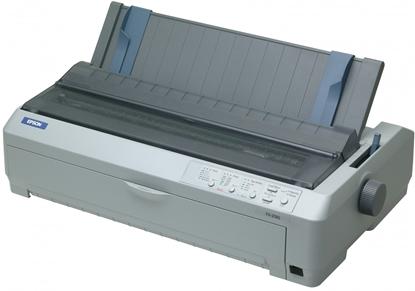 Picture of Epson FX-2190N Dot Matrix Printer