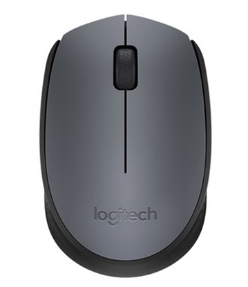 Picture of LOGITECH M170  Wireless mouse  Grey
