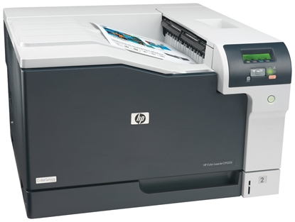 Picture of HP LJ  Color A3 CP5225n Network Printer