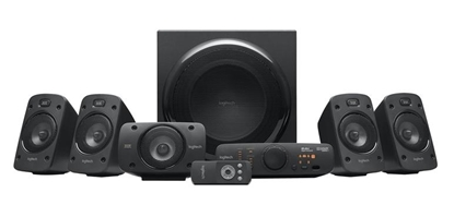 Picture of Logitech Z906 5.1rt Speakers