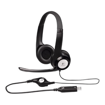 Picture of Logtech H390 LT-USB  Stereo Headset