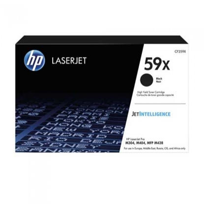 Picture of HP #59X High capacity toner for LJ M404dn