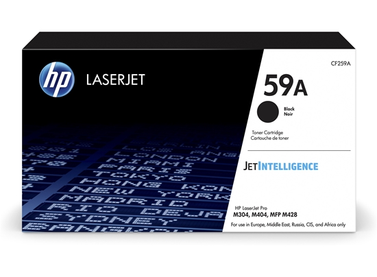 Picture of HP #59A standard Capacity Toner for LJ M404dn
