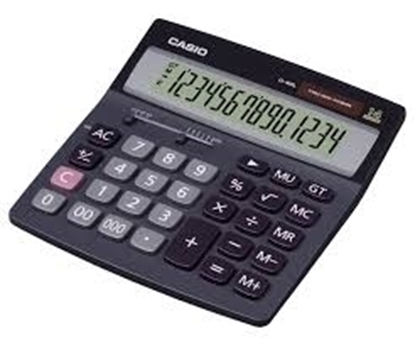 Picture of Casio  D-40L Calculator 14 Digital