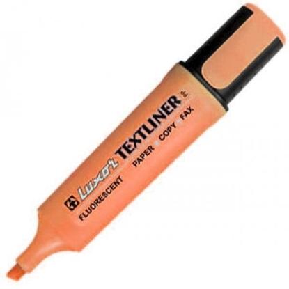 Picture of Luxor Textliter  Orange Highlighter