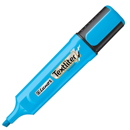 Picture of Luxor Textliter  Blue highlighter