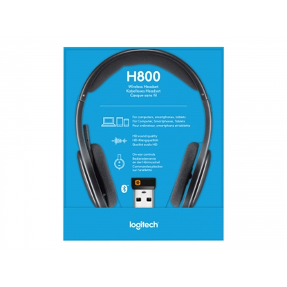 Picture of Logitech Bluetooth H800 HEADSET