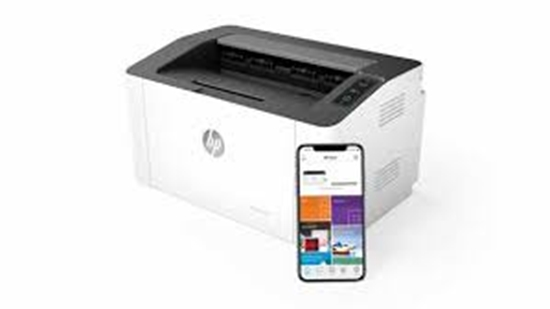 Picture of HP PRINTER LASER MONOCHROME 107A A4