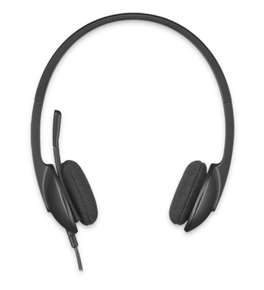 Picture of Logitech Premium USB Headset H340