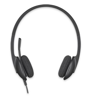 Picture of Logitech Premium USB Headset H340
