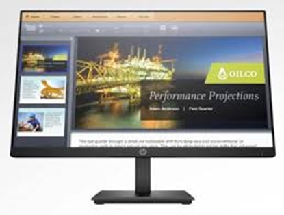 "Picture of HP Monitor 21.5"" Prodisplay P224 Business,"