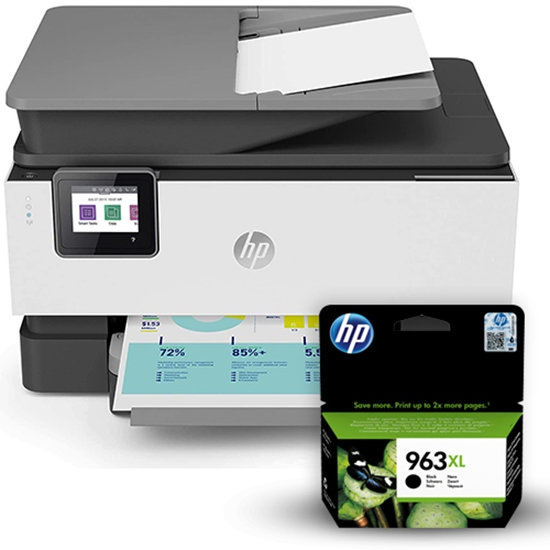 Picture of HP Promo Bundle Printer 9010 + 963XL Black Ink