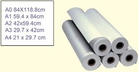 Picture for category Plotter Rolls
