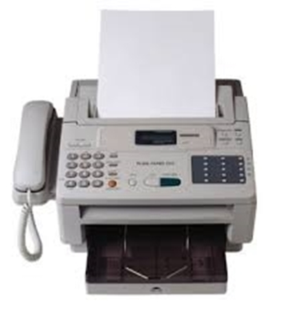 Picture for category Fax Machines