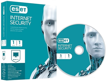 Picture of ESET Internet Security, New 1 Year Licence
